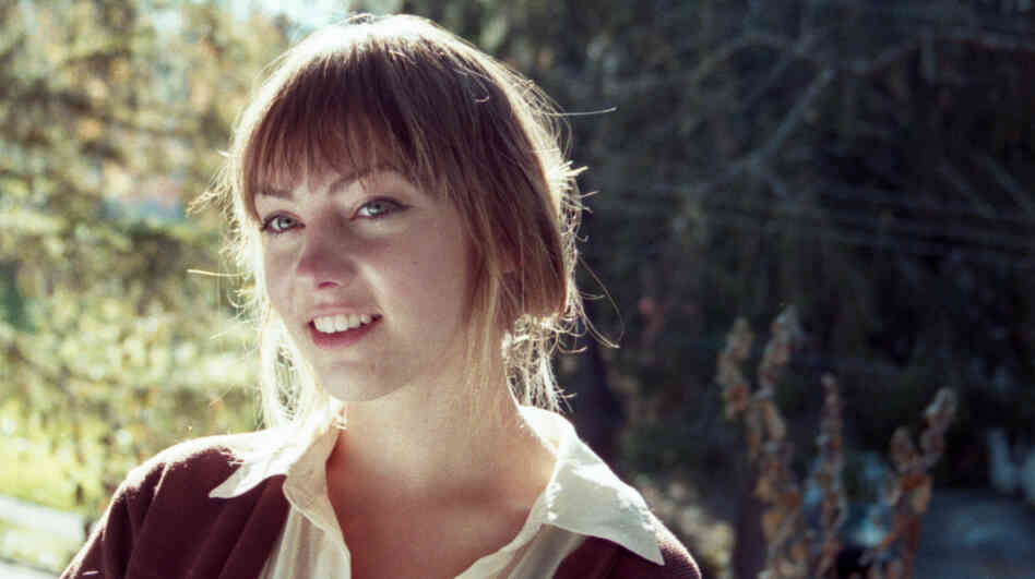 Angel Olsen's new album, Burn Your Fire for No Witness, comes out Feb. 18.