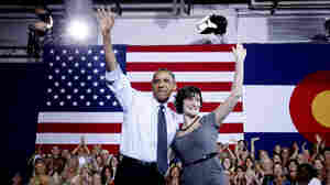 Women's Rights Activist Sandra Fluke Aims For Congressional Seat