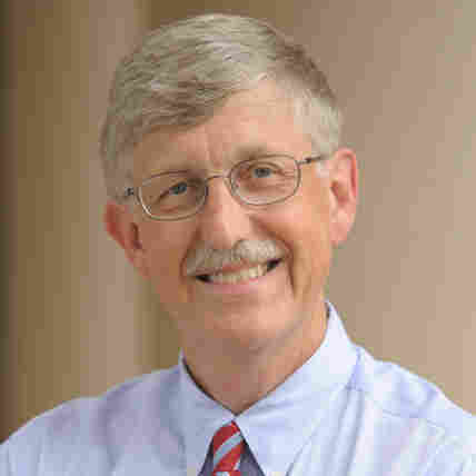 Dr. Francis Collins, director of the National Institutes of Health.