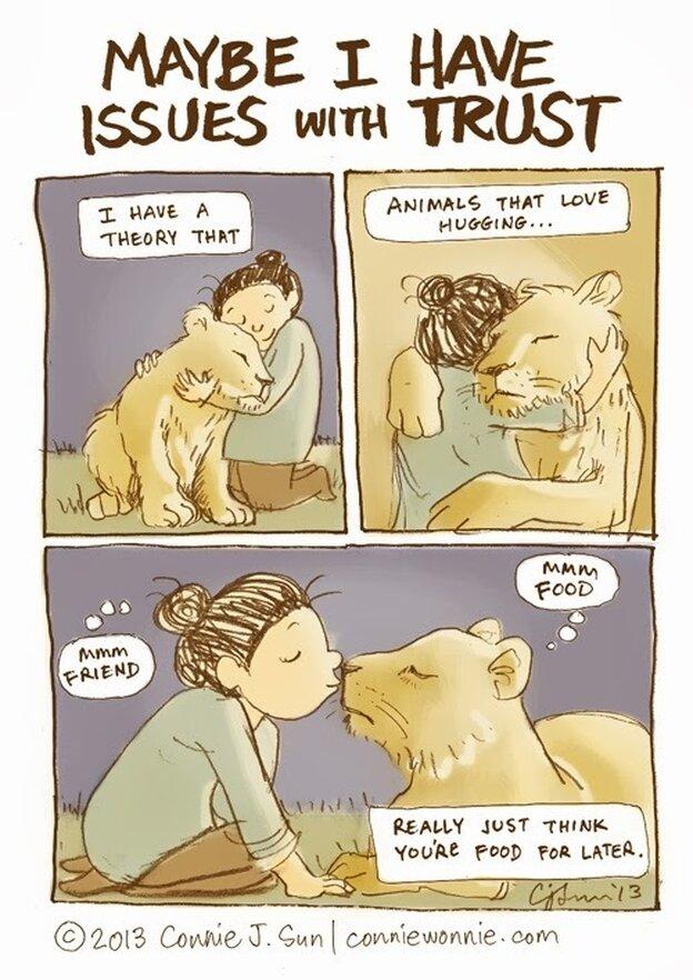 Lion trust