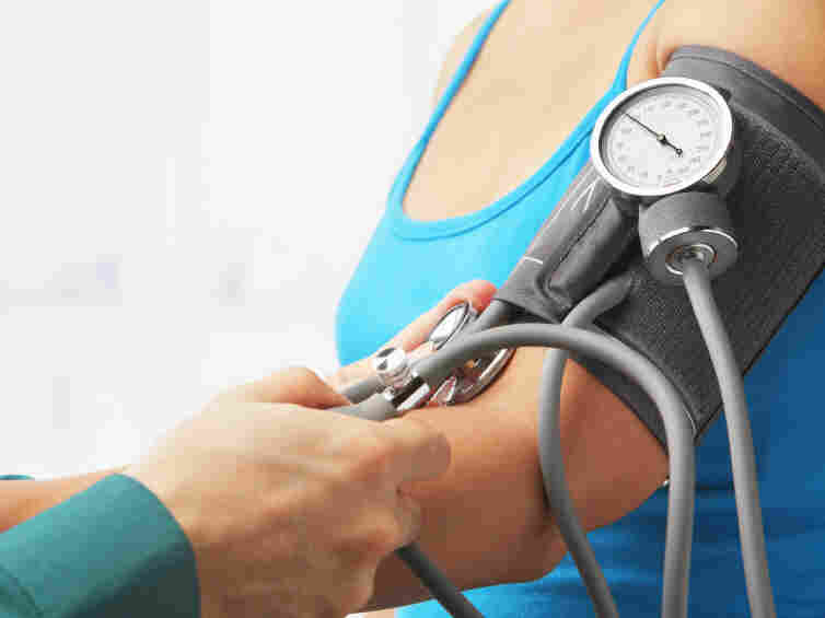 Even if you're under 25, you should still know your blood pressure, a study says.