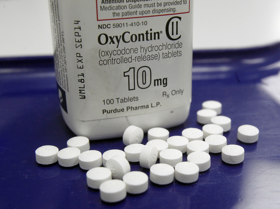 Experts say today's heroin problem can be traced back to the aggressive prescribing of opioid drugs like OxyContin about 15 years ago.