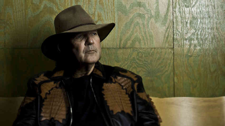 Tony Joe White.