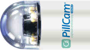 Outfitted with two color cameras that run on batteries, the PillCam Colon capsule is being billed as a less invasive and less expensive option to a colonoscopy.