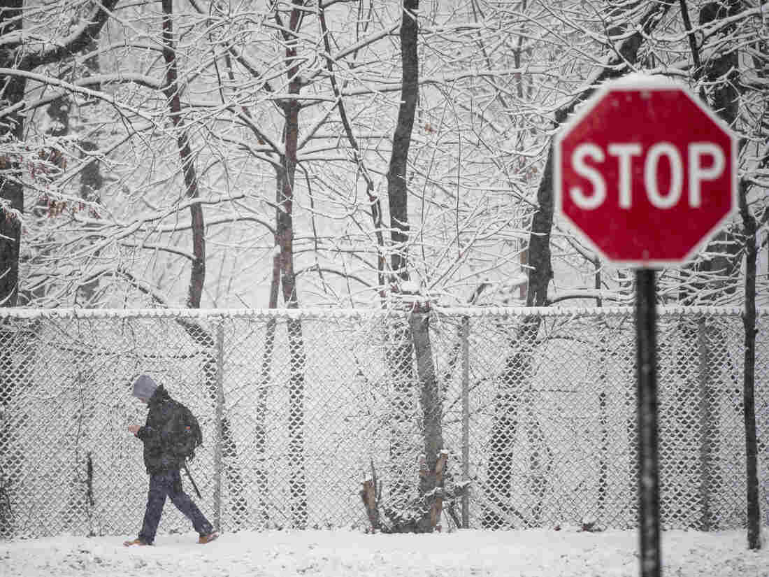 Winter: Do you wish it was over? Or is weather like this just great? (A scene in Queens, N.Y., on Monday.)