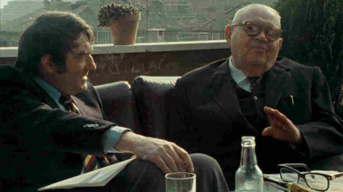 In 1975, Shoah director Claude Lanzmann interviewed Benjmain Murmelstein, the last surviving Elder of the Jews of the Czech Theresienstadt ghetto, at his home in Rome. The resulting film is The Last of the Unjust.