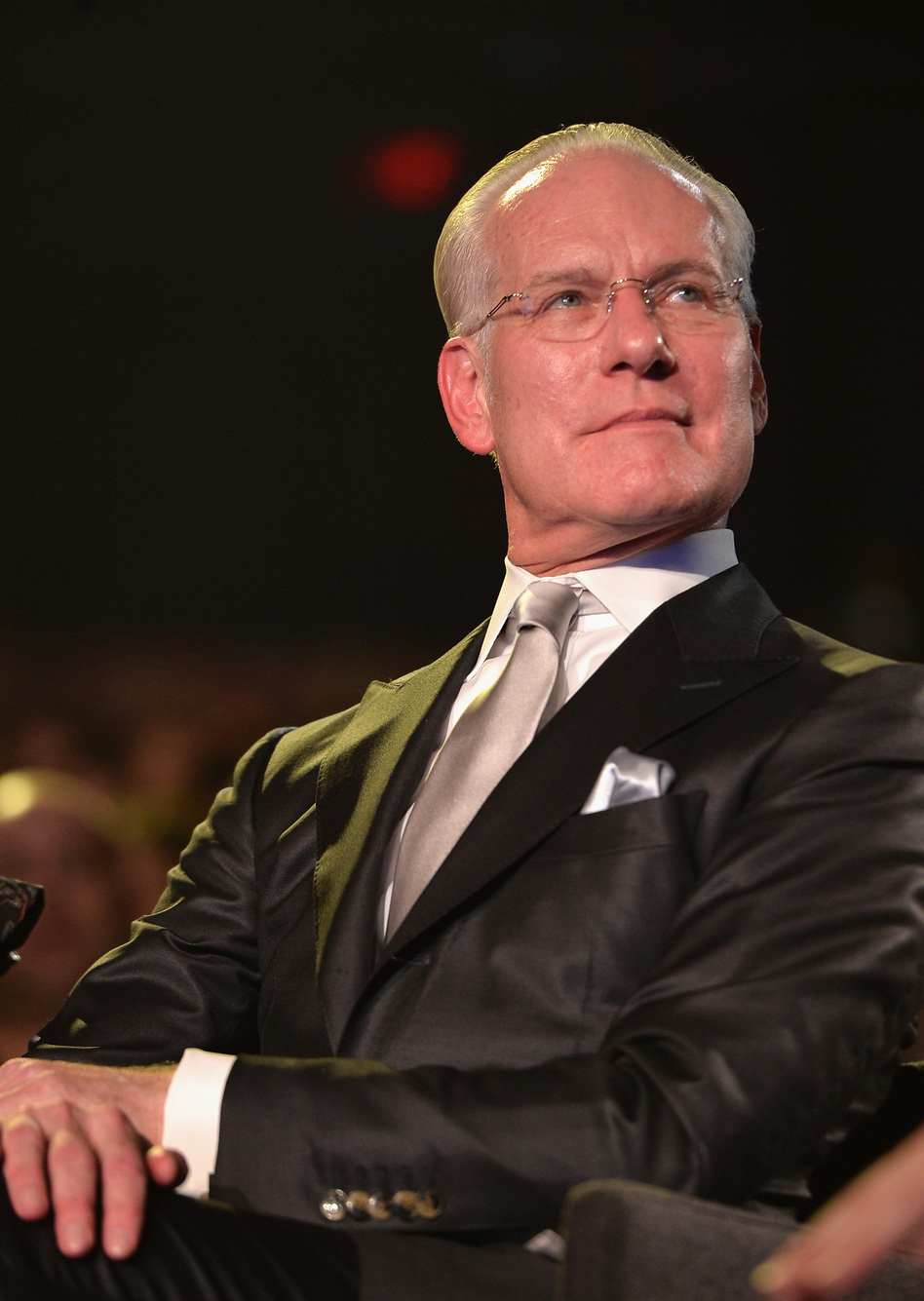 Tim Gunn On And Off The Runway Life Is A Big Collaboration Wbur News
