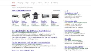 Google ads before.