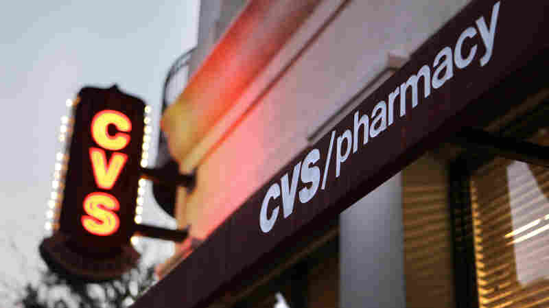 A CVS pharmacy in Orla