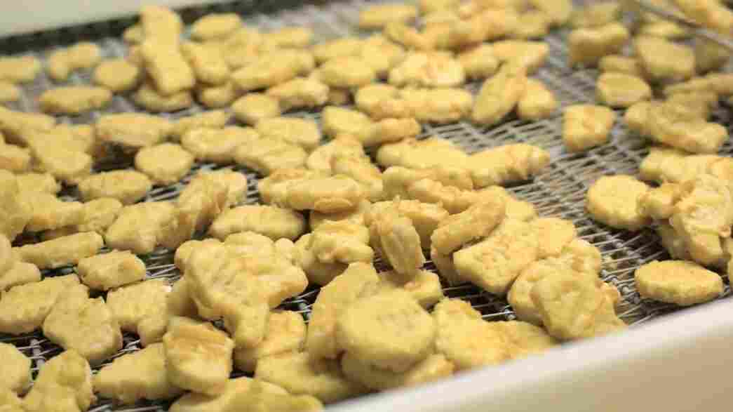 McDonald's new video answers that age-old question: What are McNuggets actually made of?