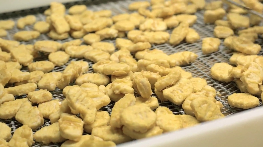 Oh, So That's What Goes Into A McDonald's Chicken McNugget