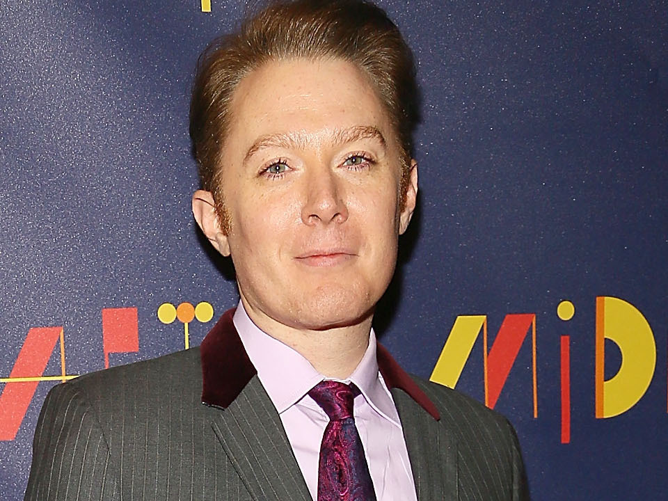 Clay Aiken, seen here in November, has announced that he's running for Congress.