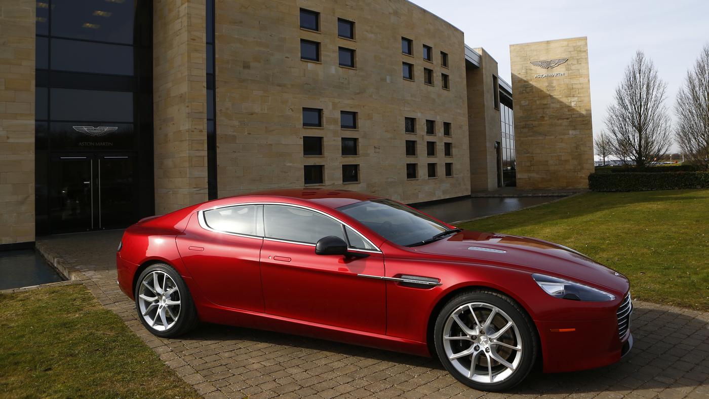 Luxury Carmaker Aston Martin Cites Fake Chinese Plastics In Recall
