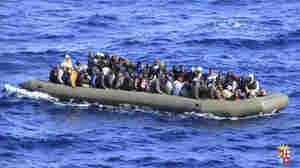 Italian Navy Rescues Some 1,100 Migrants In Mediterranean