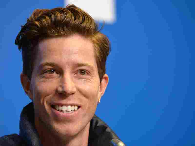 U.S. snowboarder Shaun White is a two-time Olympic gold medalist in halfpipe.