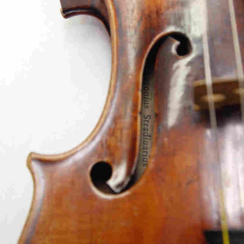 Stolen Stradivarius Found By Milwaukee Police