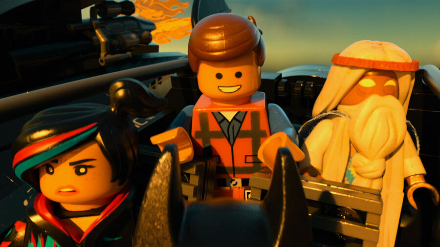 Well Lego Movie Videos Porn Movie Review The Lego Movie A Goofy Toy Story That