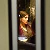 """Nadezhda """"Nadya"""" Tolokonnikova of Pussy Riot at the NPR studios in New York City."""