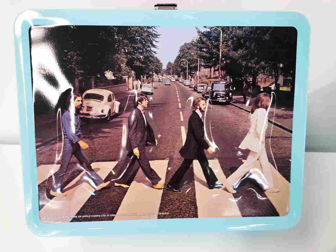 Take Abbey Road (1969) to lunch.