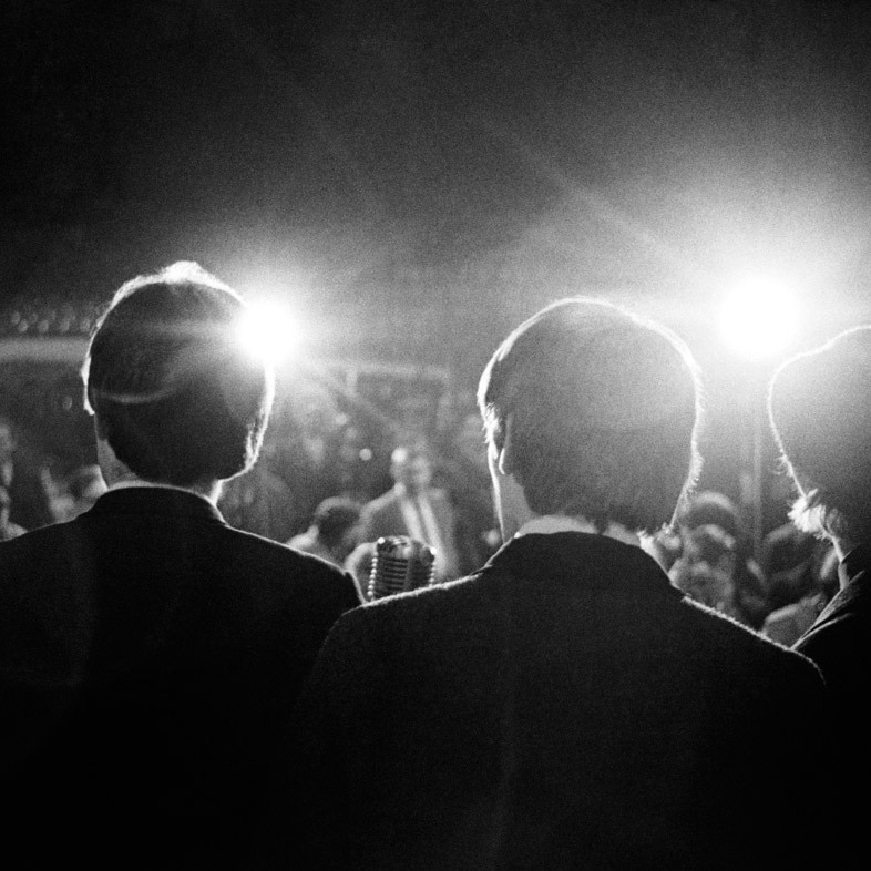 The Beatles at the Washington Coliseum, 1964