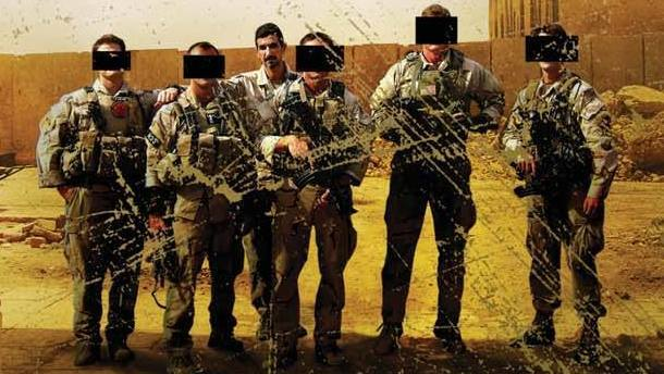 With Fearlessness And A 'Code Name,' Iraqi Helped Navy SEALs