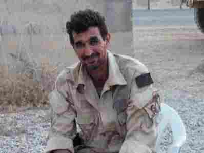 """""""Johnny Walker"""" is the code name of the Iraqi translator who worked with U.S. Navy SEALs."""