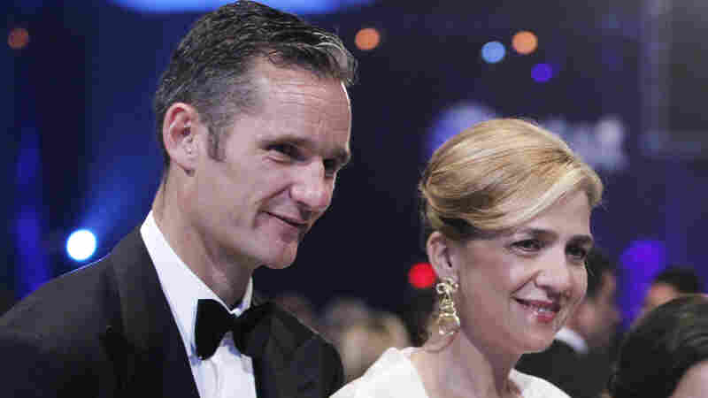 A Fairy Tale Gone Wrong: Spain's Princess Accused Of Fraud