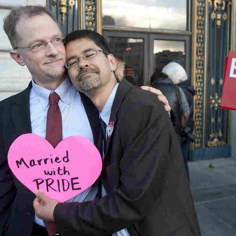 Holder Orders Equal Treatment For Married Same-Sex Couples