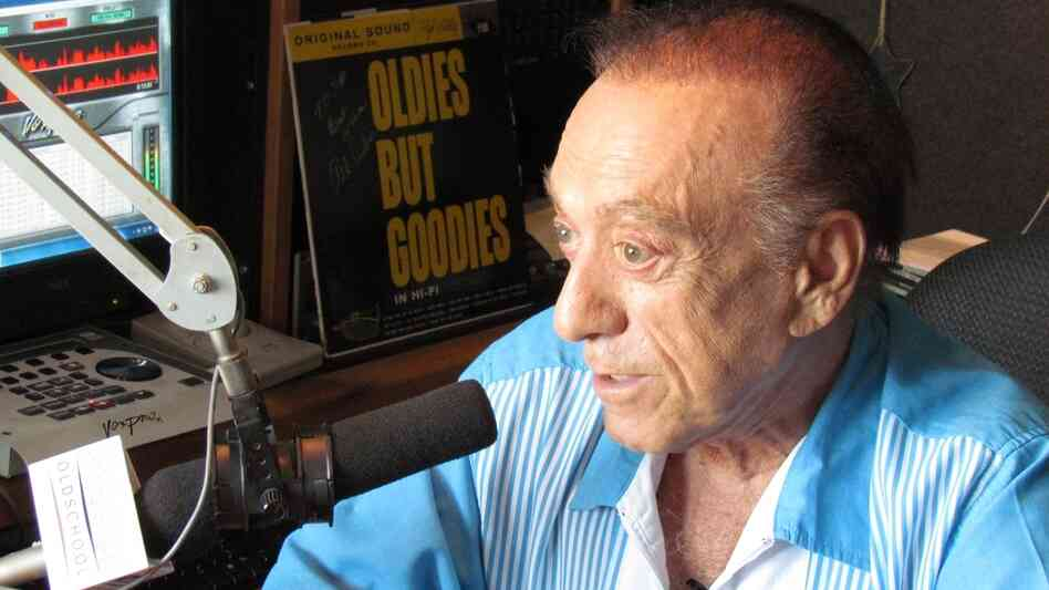 Radio DJ Art Laboe has been honored with a star on the Hollywood Walk of Fame and a place in the National Radio Hall of Fame.