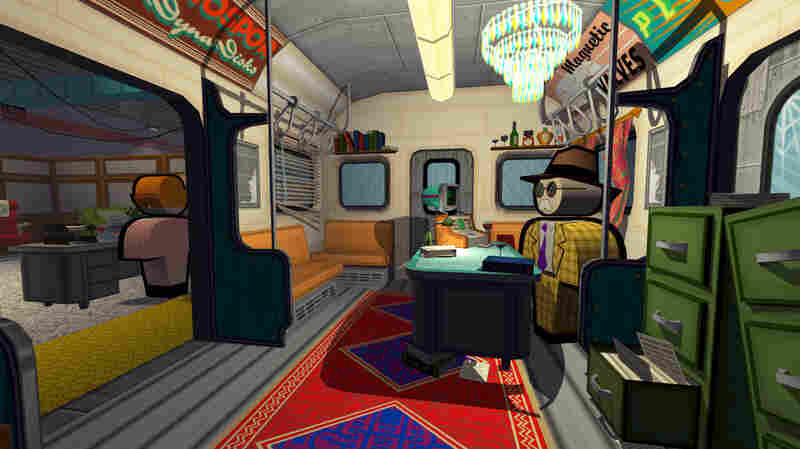 Jazzpunk: A Spy Game Full Of Jokes, Blokes And Cold War Tropes