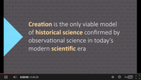 Slide from Ken Ham in debate will Bill Nye (2)