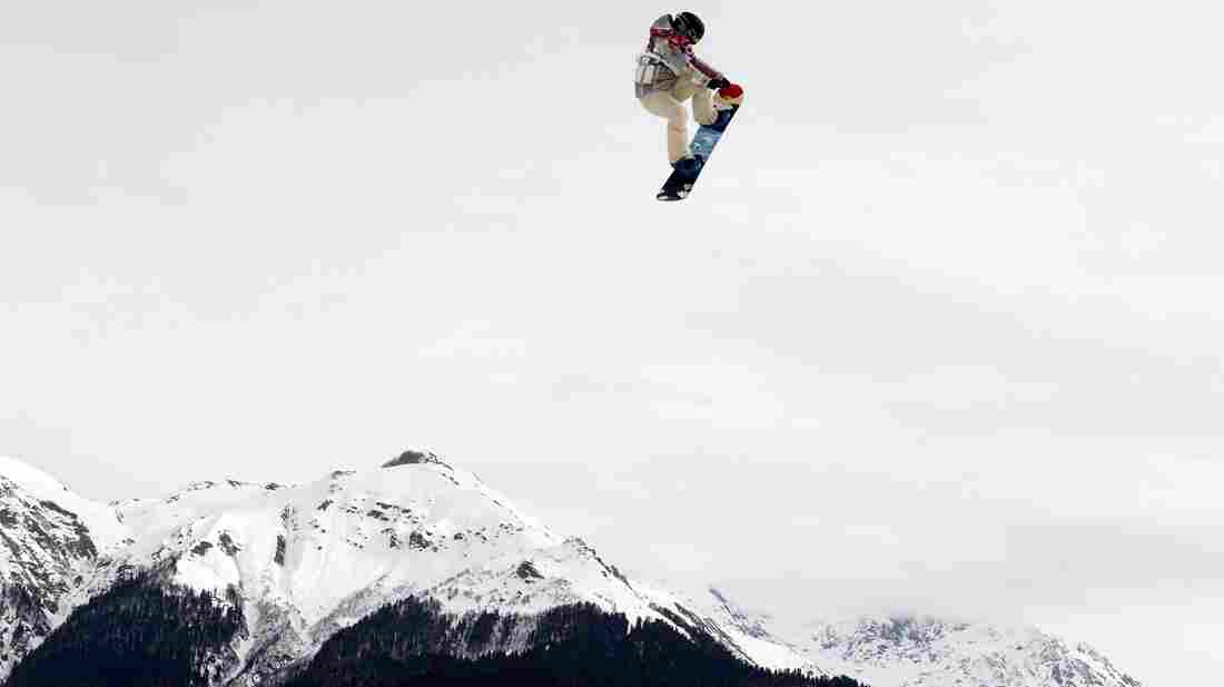 NBC replayed Jamie Anderson's win in the Snowboard Slopestyle at least twice. One viewer wonders if the network's announcers use the time delay to hone their broadcast.