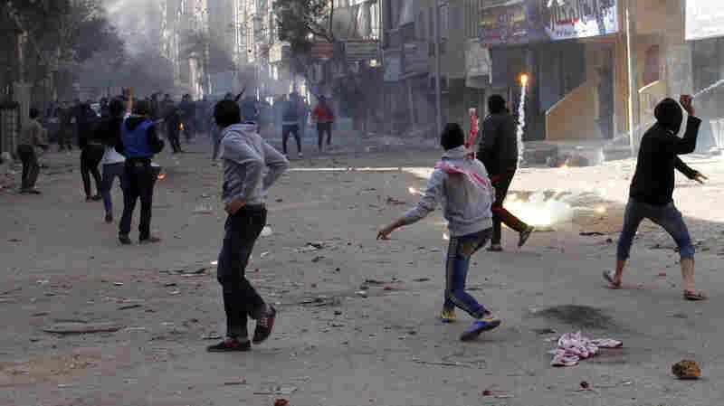 Egypt's Crackdown Widens, But Insurgency Still Burns
