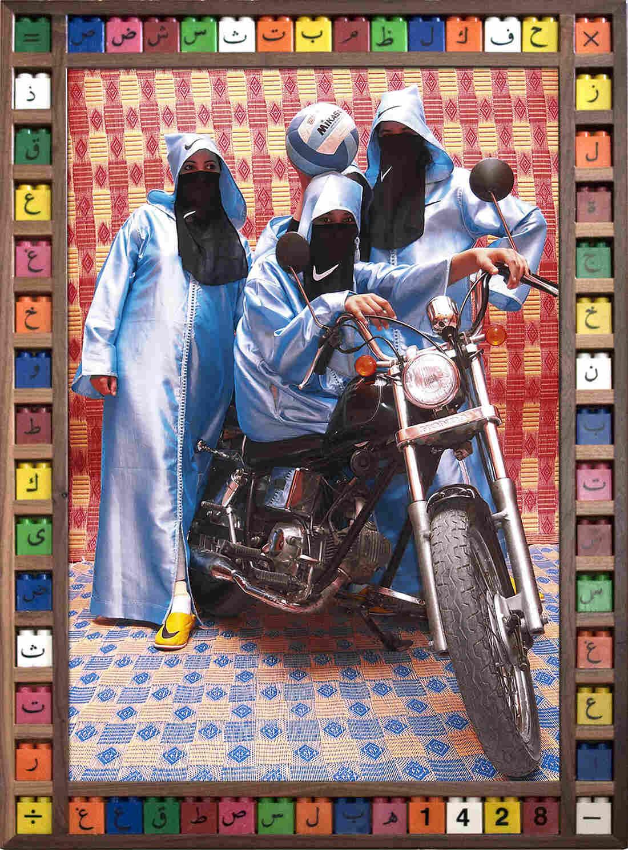 """Nikee Rider"""