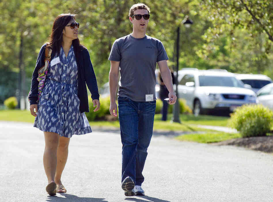 Mark Zuckerberg, president an