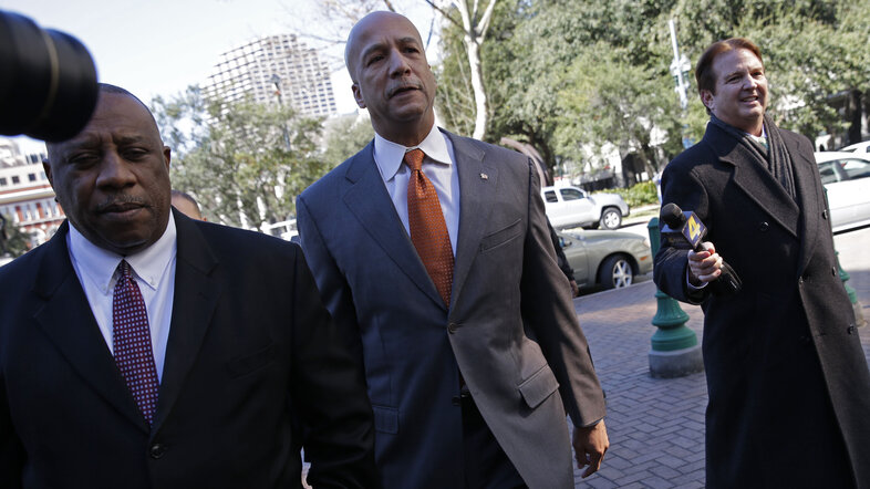 Ray Nagin indicted