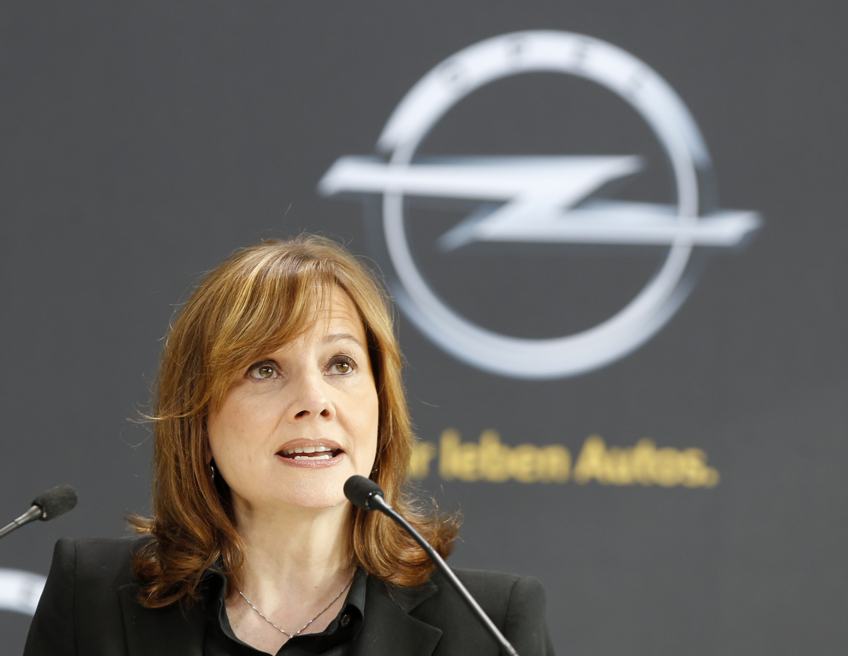 GM Says New CEO Will Earn 60 Percent More Than Male Predecessor