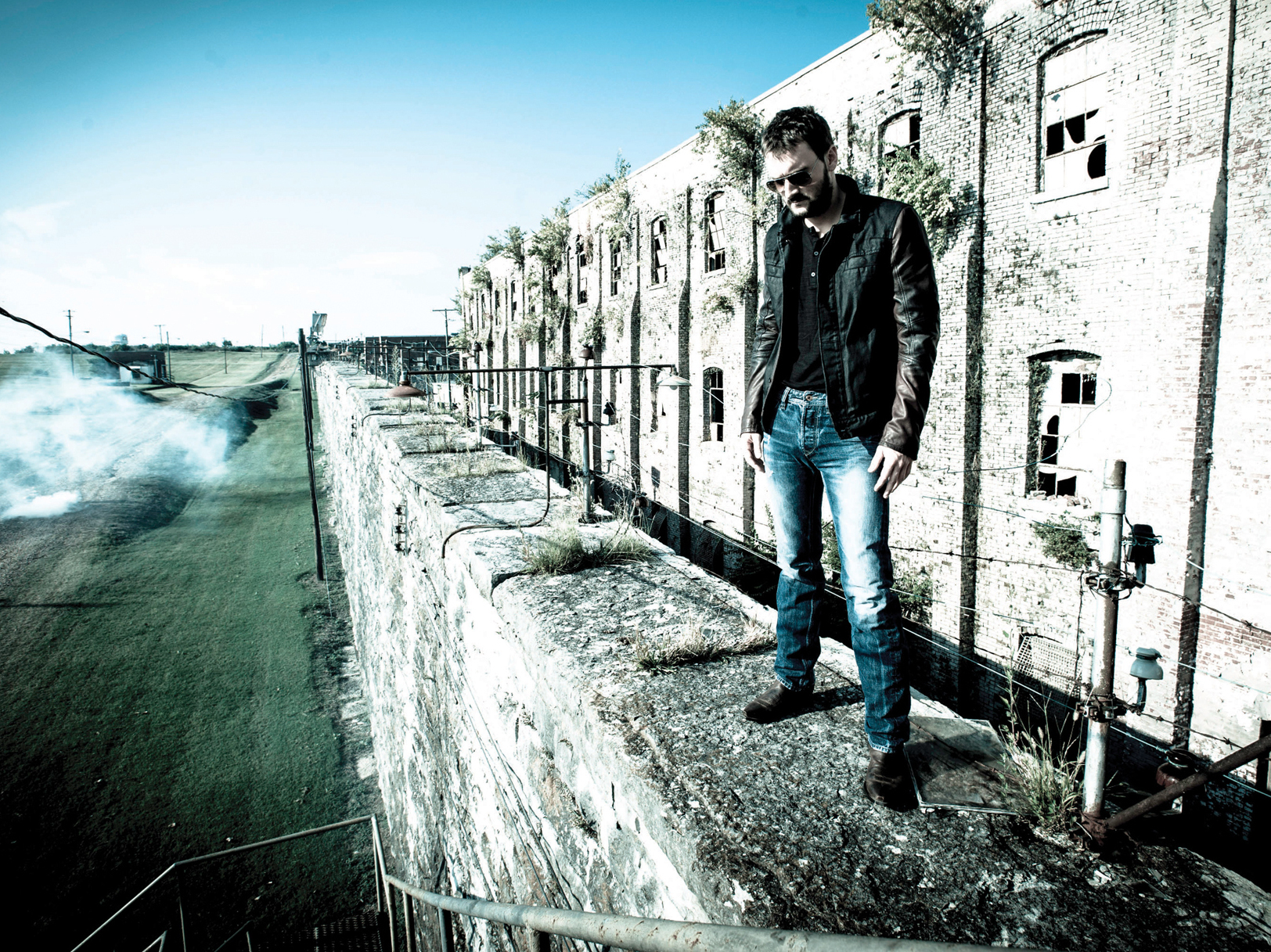 Hangin' Tuff: Eric Church Takes A Chance On 'The Outsiders'