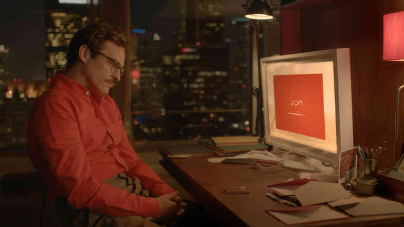 Joaquin Phoenix stars in the film Her, in which his character falls in love with an operating system. When will artificial intelligence programs like Siri evolve to the point where we'll fall in love with them?