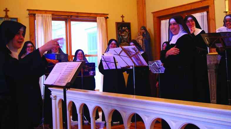 Benedictines of Mary, Queen of the Apostles.