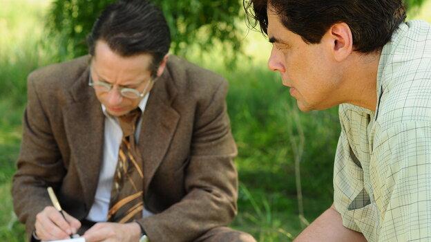 Georges Devereux (Mathieu Amalric) and James Picard (Benicio Del Toro) develop a bond as doct