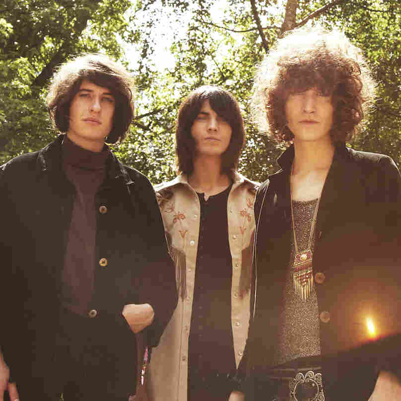 Temples.