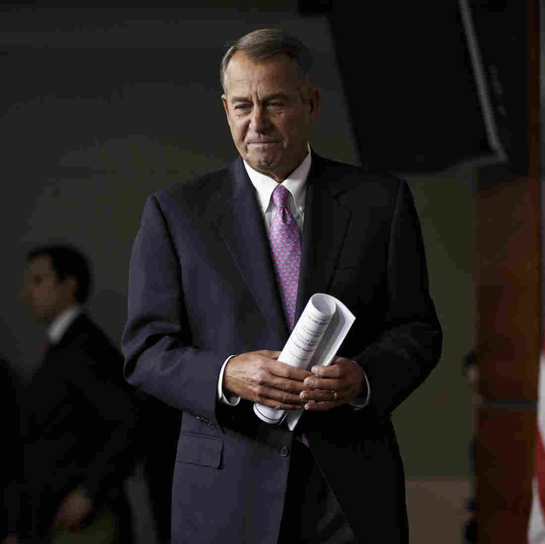 Boehner Agrees To Bring Clean Debt Ceiling Bill To The Floor