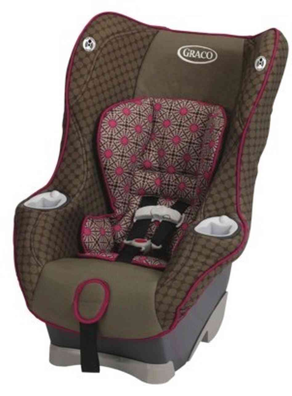 Graco Recalls Nearly 3.8 Million Child Car Seats : The Two