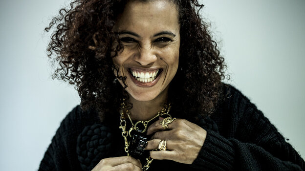 Neneh Cherry's new album, Blank Project, comes out Feb. 25.