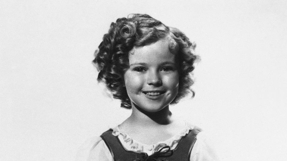 Shirley Temple Dies; Childhood Movie Star Became Diplomat   WBUR & NPR