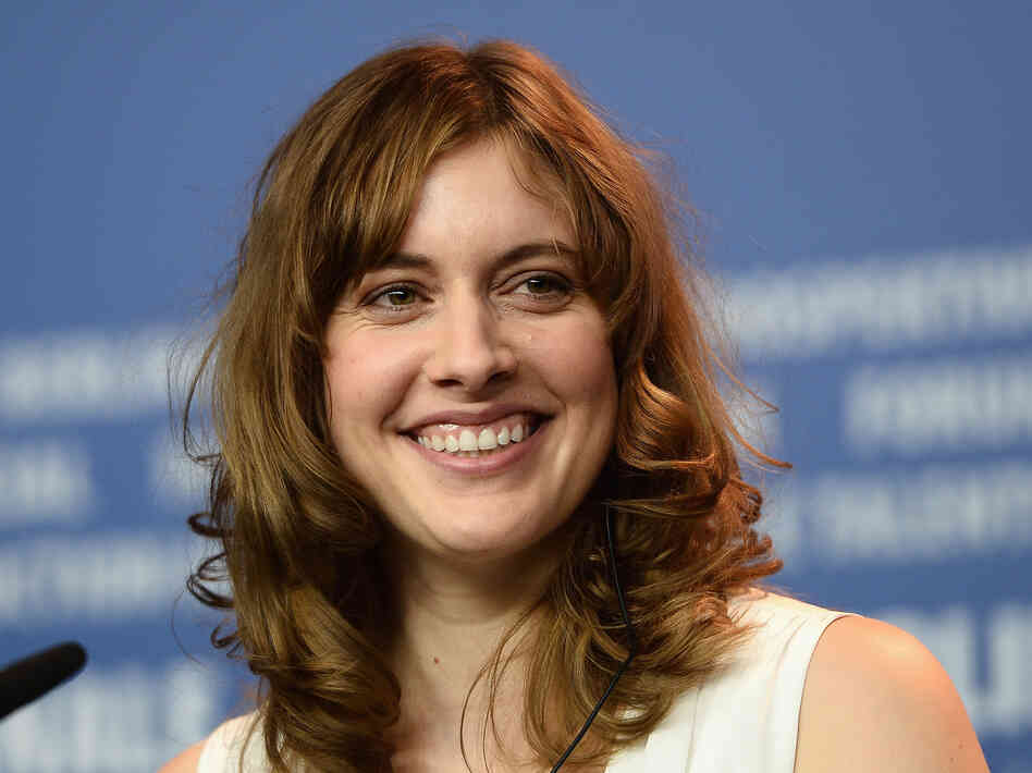 Greta Gerwig, seen here at the Berlinale International Film Festival last week, is coming to a CBS pilot.