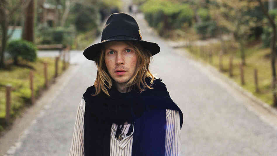 Beck's new album, Morning Phase, is out Feb. 25.