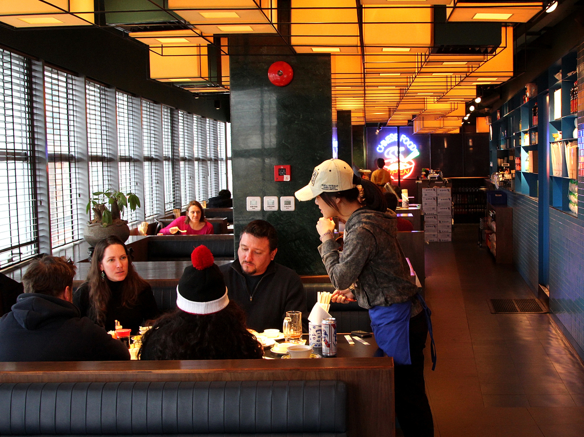 Shanghai warms up to a new cuisine chinese food american for American chinese cuisine