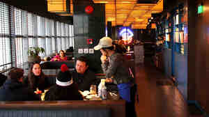 The majority of patrons at Shanghai's Fortune Cookie restaurant are foreigners, particularly Americans who crave the American-Chinese food they grew up with but can't find in China.